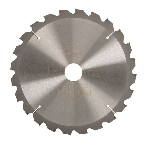 Triton 808190 Woodworking Saw Blade 216mm x 30mm 24 Teeth